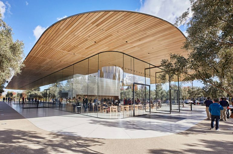 Apple Park Curpertino