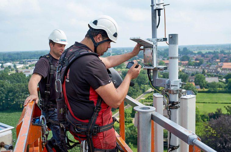 KPN 5G mobiele netwerk