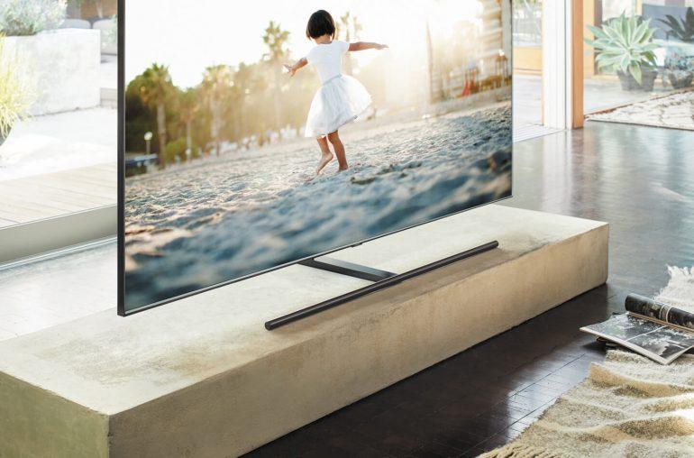 Samsung 2018 QLED Smart TV's
