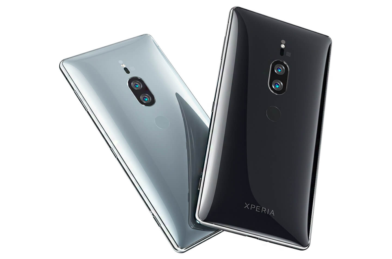 Xperia XZ2 Premium smartphone