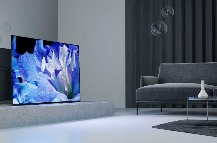 Nieuwe Sony TV modellen