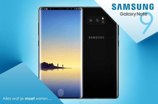 Samsung Galaxy Note 9 kopen