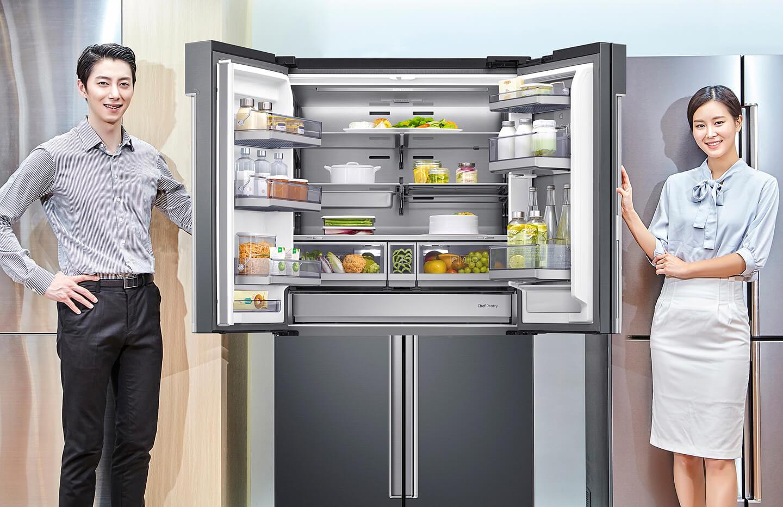 Samsung koelkasten