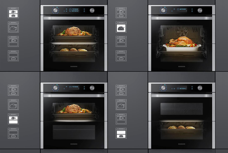 Samsung oven 2018 model