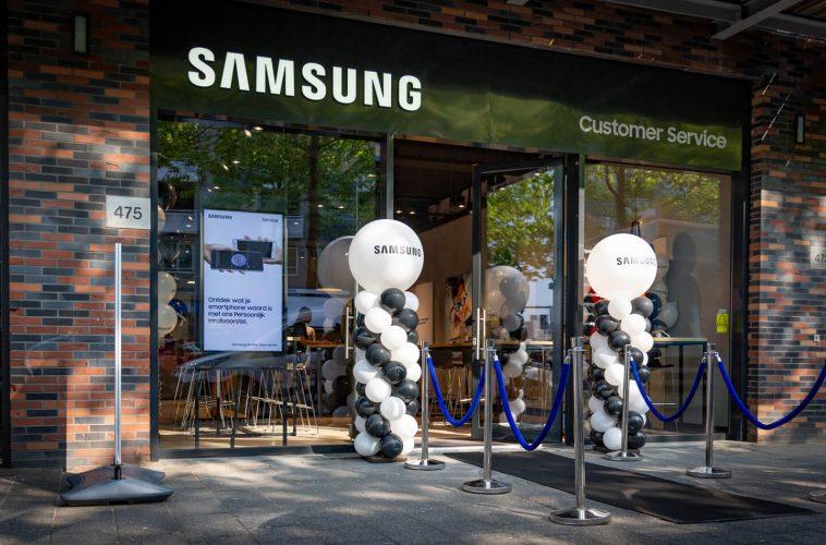 Samsung reparatie service