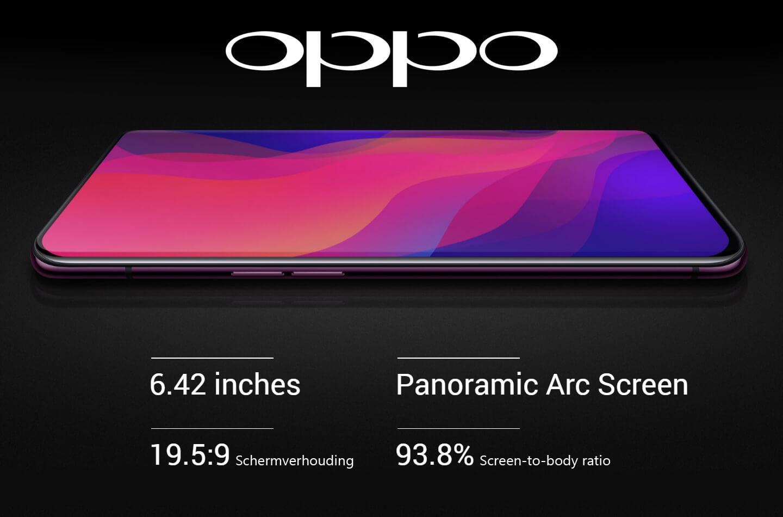 Full-screen smartphone