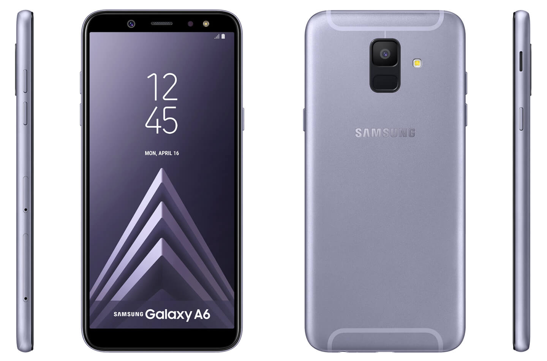 Galaxy A6 kopen