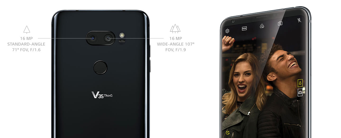 LG ThinQ camera