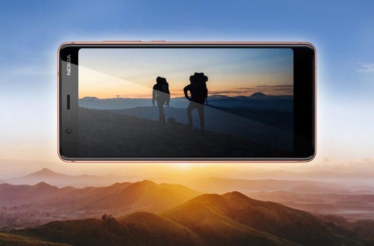Nokia 2018 smartphone