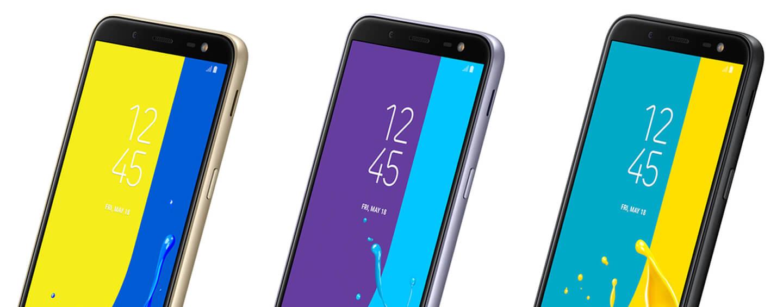 Samsung Galaxy J6 prijs