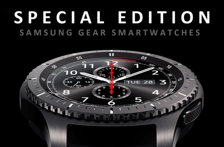 Ssamsung Gear smartwatches