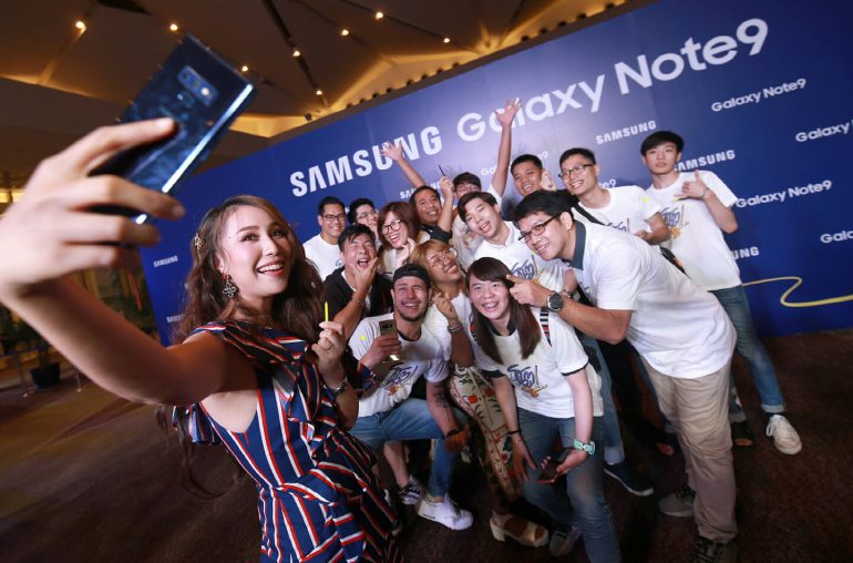 Galaxy Note9 kopen