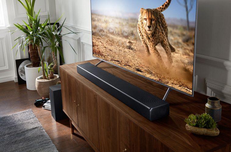 Samsung premium soundbars