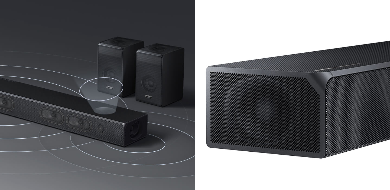Soundbars met Dolby Atmos