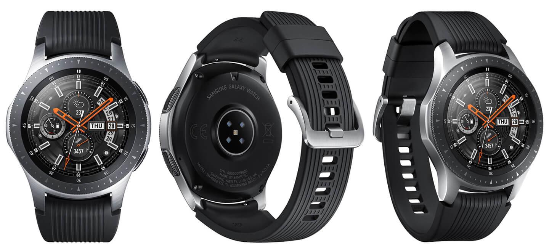 Nieuwe Samsung smartwatch
