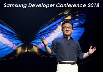 Samsung Developer Conference 2018