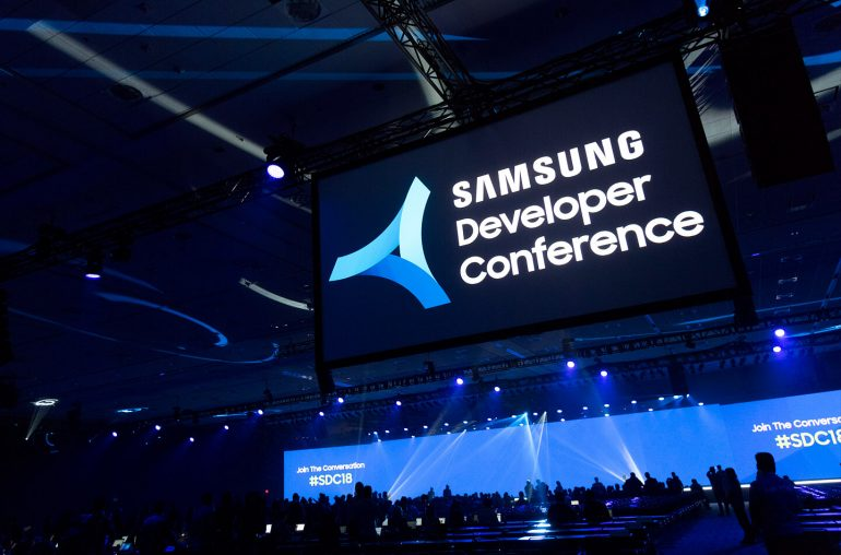 Samsung opvouwbare telefoon