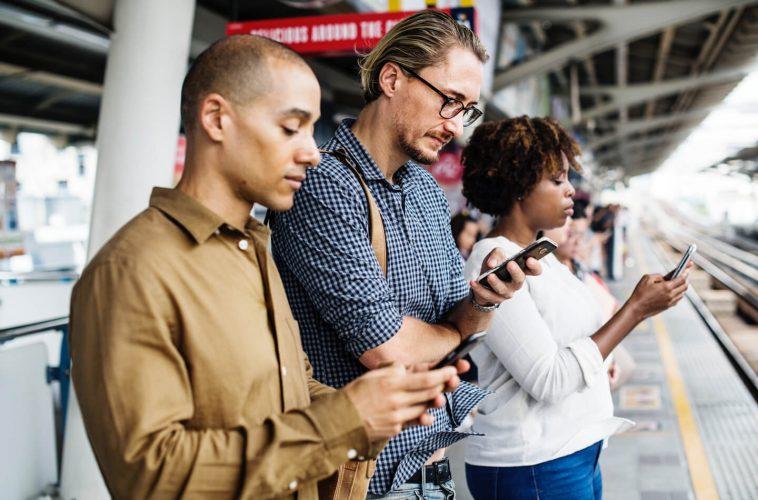 Veilig WiFi netwerk mobiele telefoon