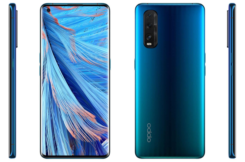 Oppo Find X2 smartphones