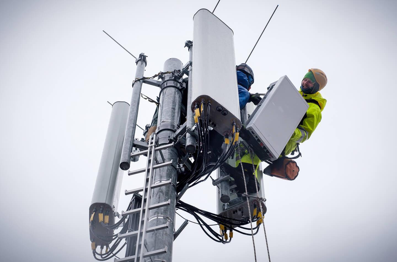 5G zendmasten