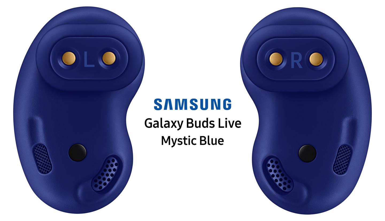 Galaxy Buds Live Mystic Blue