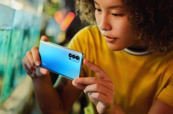 Oppo Reno4 5G smartphones