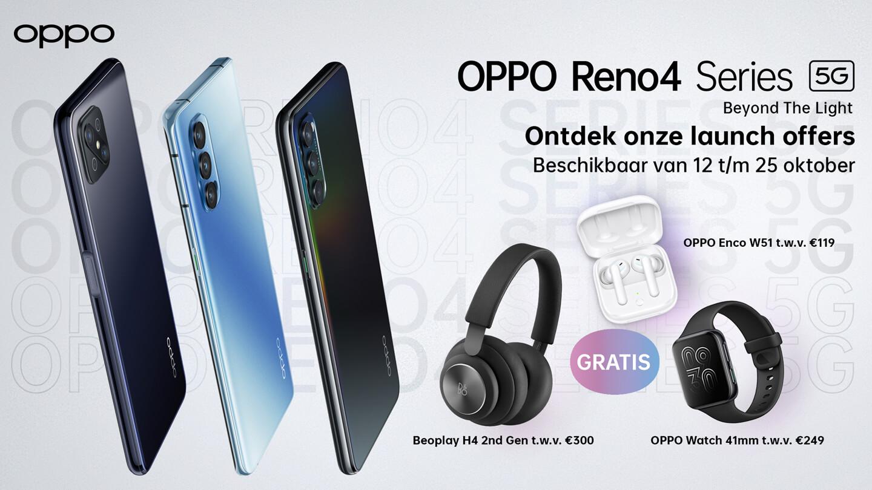 Oppo Reno4 kopen