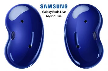 Samsung Galaxy Buds Live Mystic Blue
