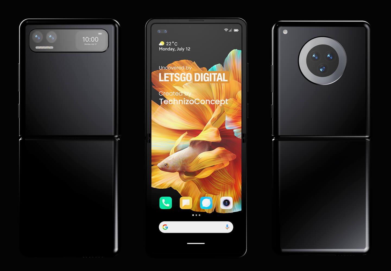 Xiaomi opvouwbare telefoons
