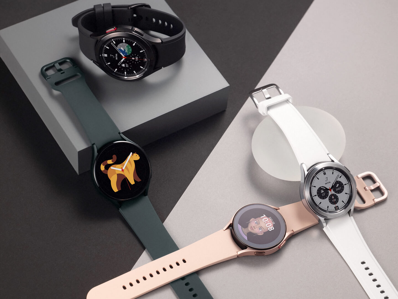 Galaxy Watch 4 Serie